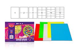Papiery i etykiety samoprzylepne